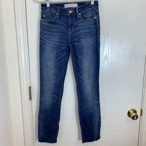Marc by Marc Jacobs Lou Skinny Blue Jeans